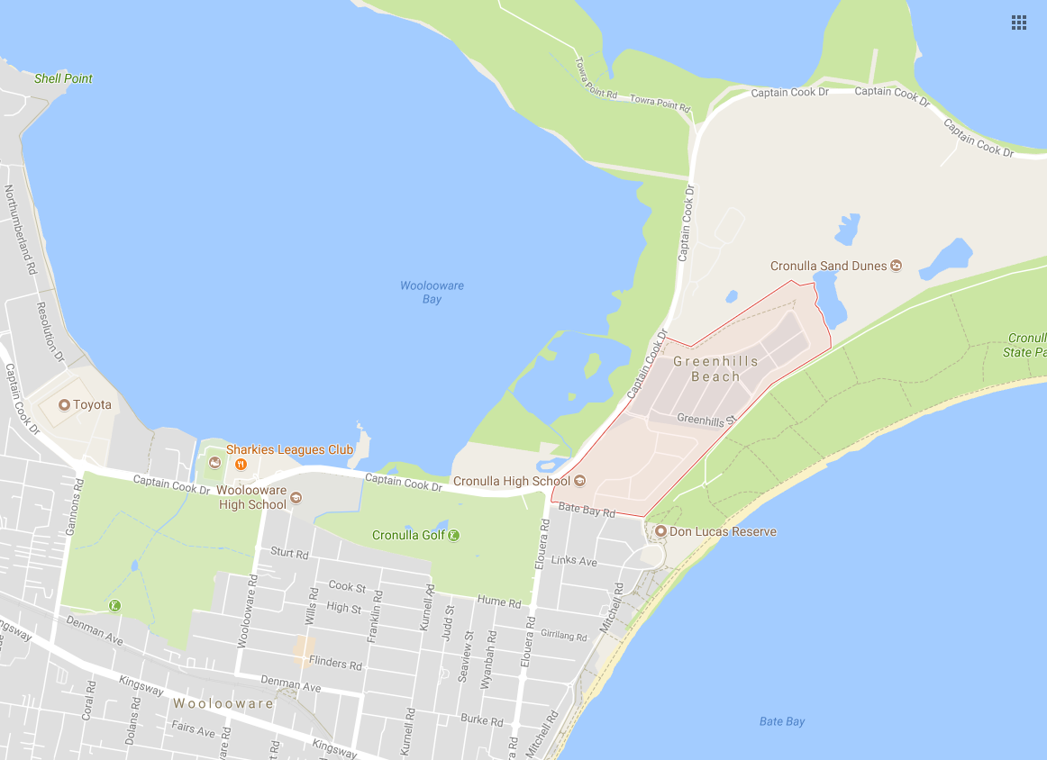 Clothesline Installation Greenhills Beach 2230 NSW
