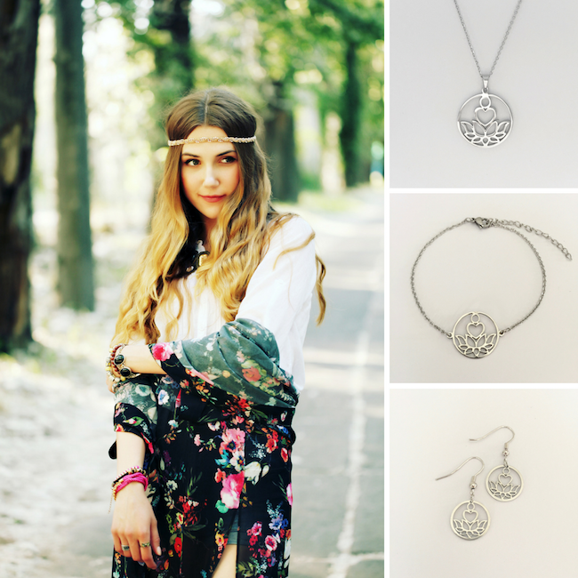 The Entire Silver Love Lotus Collection