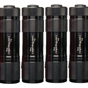Four Heavy-Duty Mini LED Flashlight