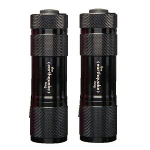 Two Heavy-Duty Mini LED Flashlight