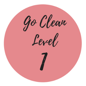 GoClean 180 Day Level 1
