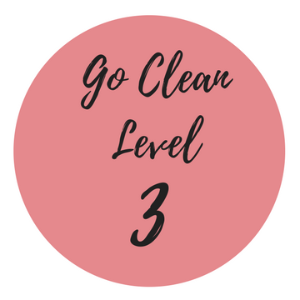 GoClean 180 Day Level 3