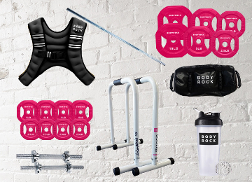 Ultimate Home Gym Starter Kit