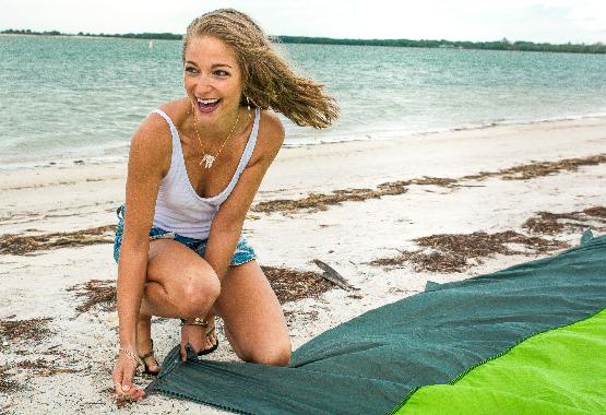 durable beach blanket