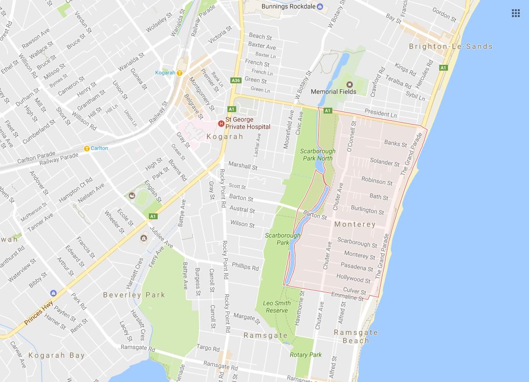 Clothesline Monterey 2217 NSW