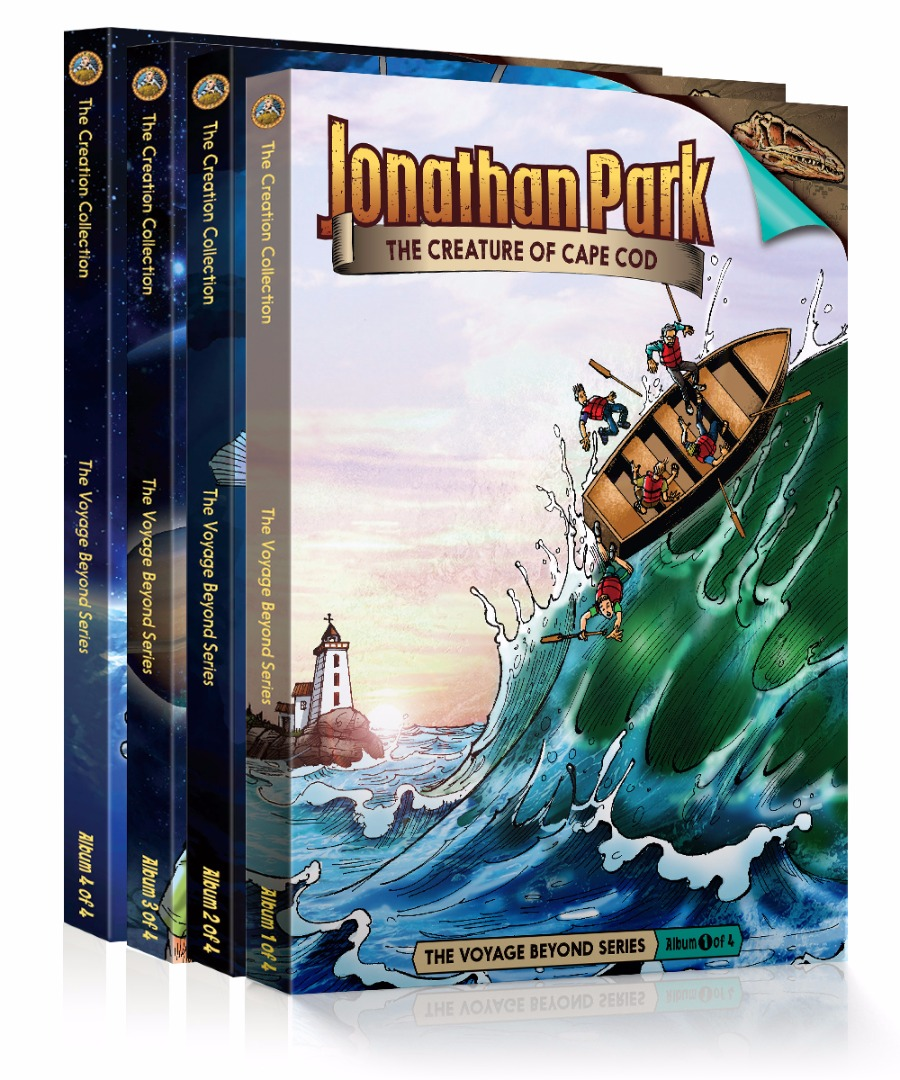The Voyage Beyond Series Pack