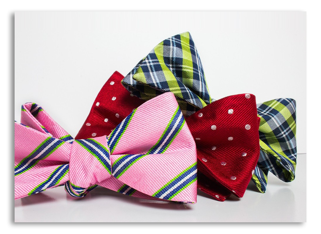 Old School Bow Tie Subscription
