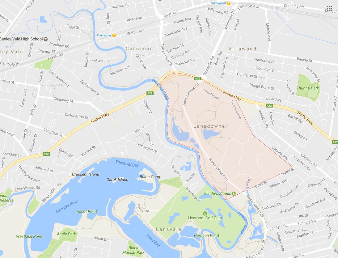 Clothesline Installation Landsdowne 2163 NSW