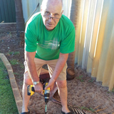 Photo of Peter Ford to go with his testimonial review of the Power Planter Australia