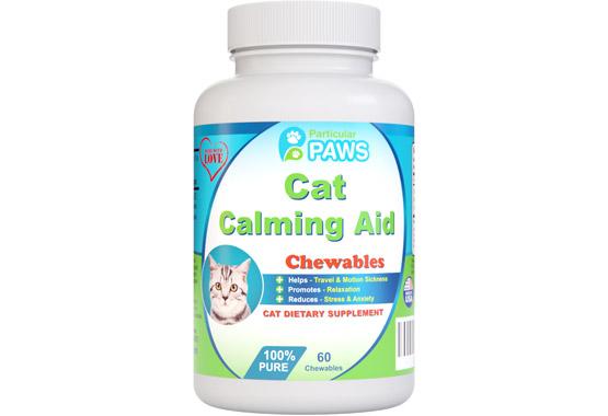 Cat Calming Aid