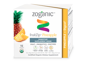 Zoganic Pineapple for Digestion