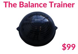 The Balance Trainer
