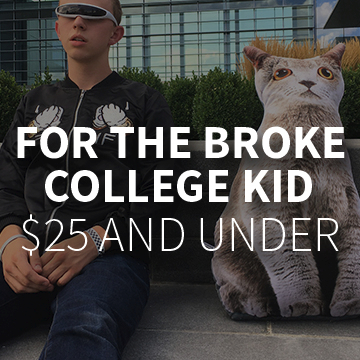 For The Broke College Kid