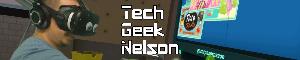 Tech Geek Nelson