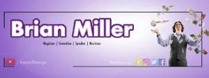 Brian Miller Magic