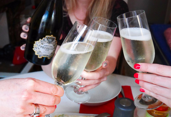 Prosecco to get together