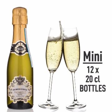 Miniature Prosecco Small bottles