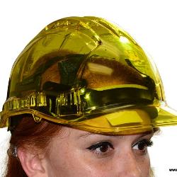 translucent peakview hard hat Trupply