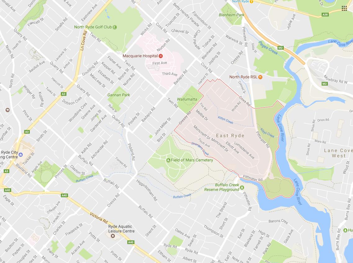 Clothesline East Ryde 2113 NSW
