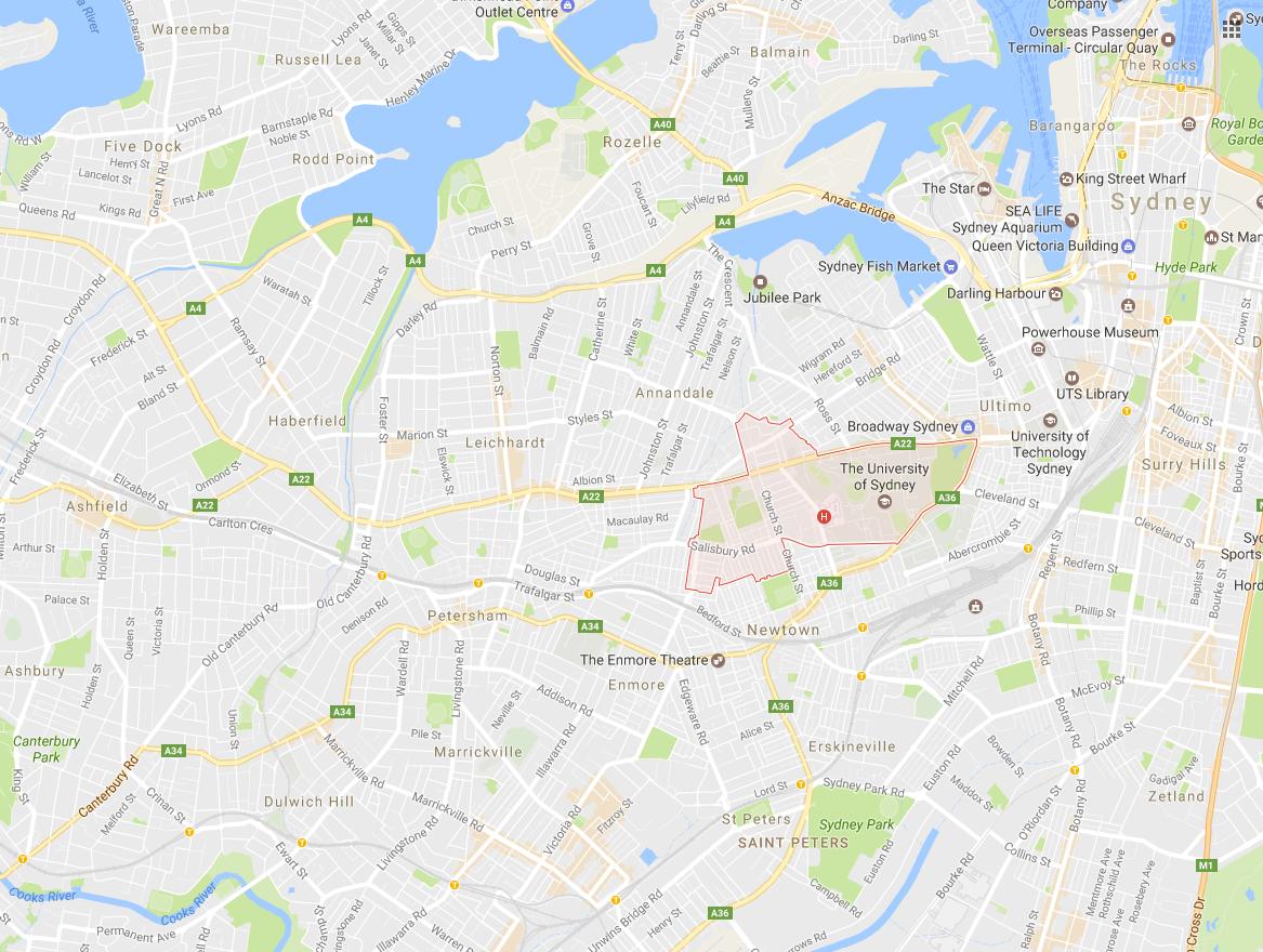 Clotheslines Installation Camperdown 2050 NSW