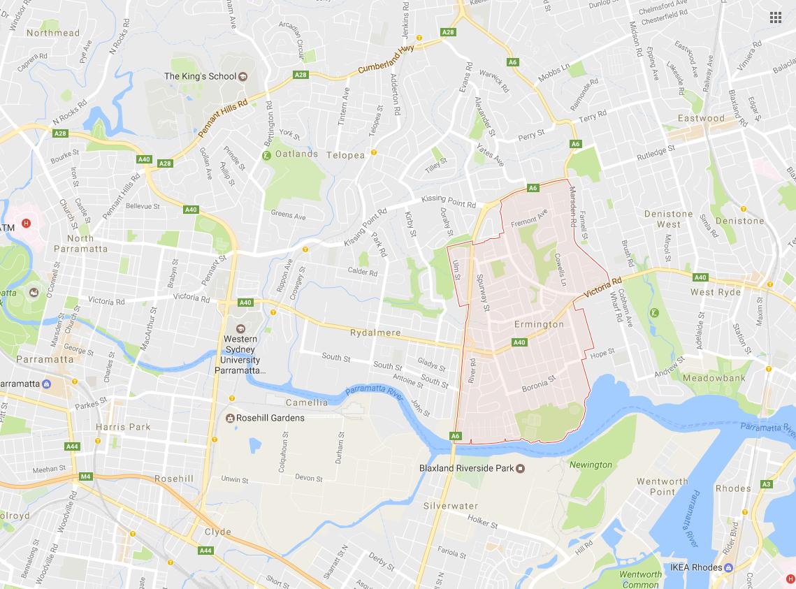 Clothesline Ermington 2115 NSW