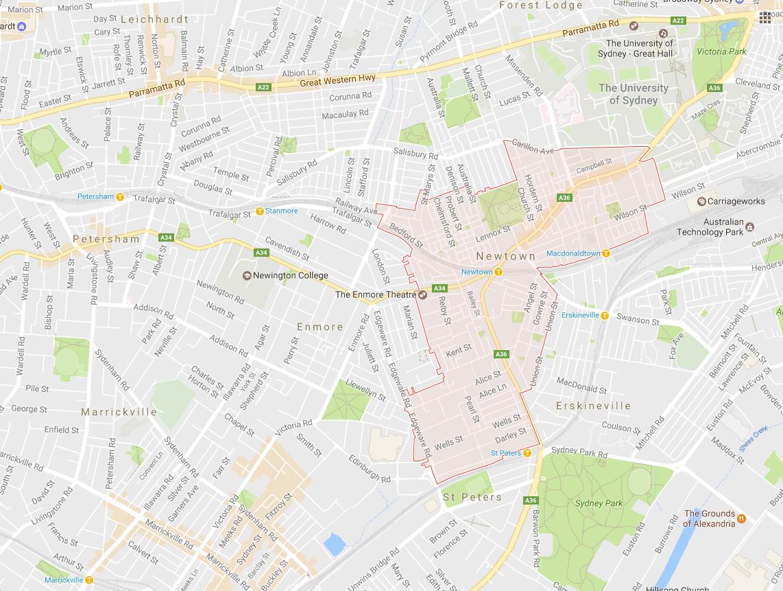 Clothesline Newtown 2042 NSW