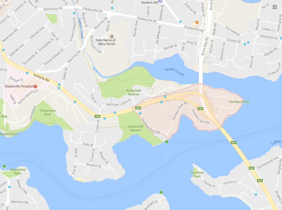 Clothesline Huntleys Point 2111 NSW