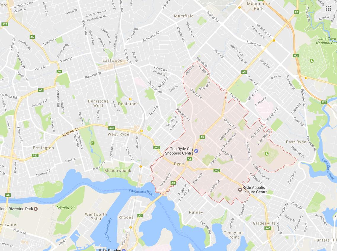 Clothesline Ryde 2112 NSW