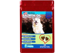 Salmon Oil Treats
