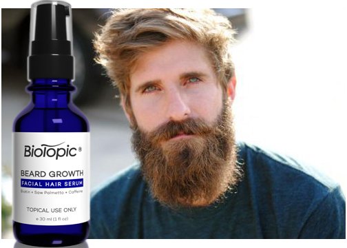 Best Beard Growth Serum