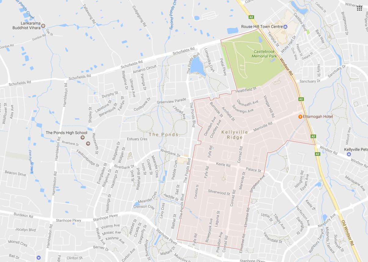 Clothesline Kellyville Ridge 2155 NSW