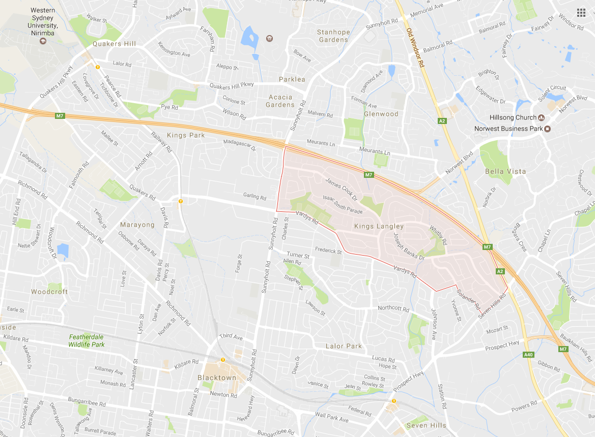 Clothesline Installation Kings Langley 2147 NSW