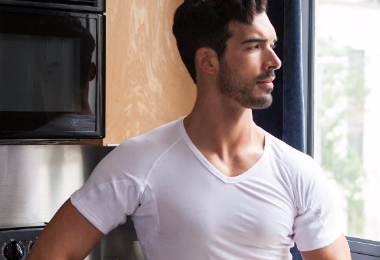 Ejis V Neck Micro Modal Undershirt