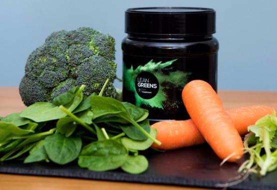 Lean Greens Ingredients