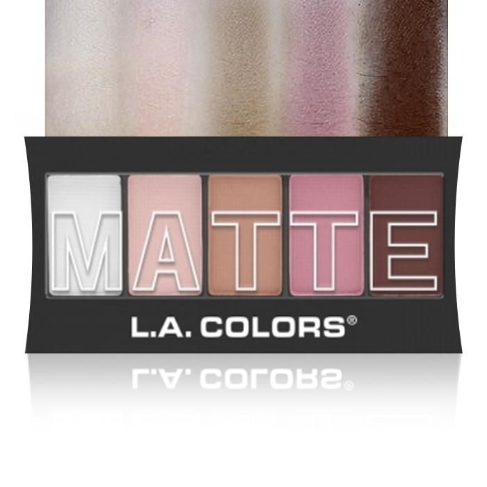 Matte Eyeshadow - Pink Chiffon
