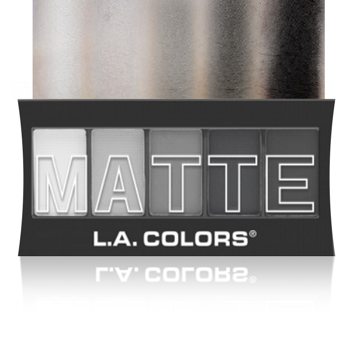 Matte Eyeshadow - Black Lace