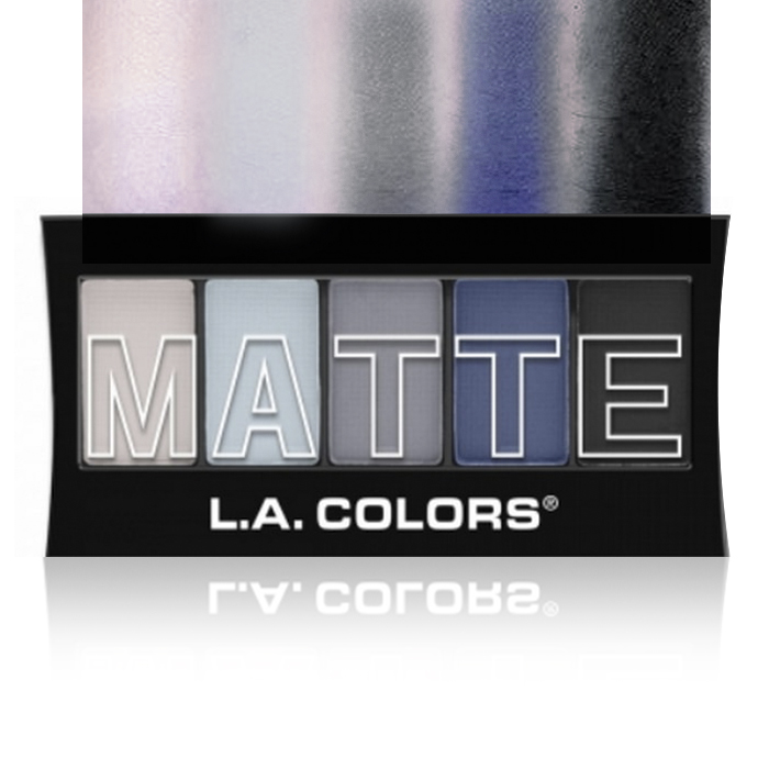 Matte Eyeshadow - Blue Denim