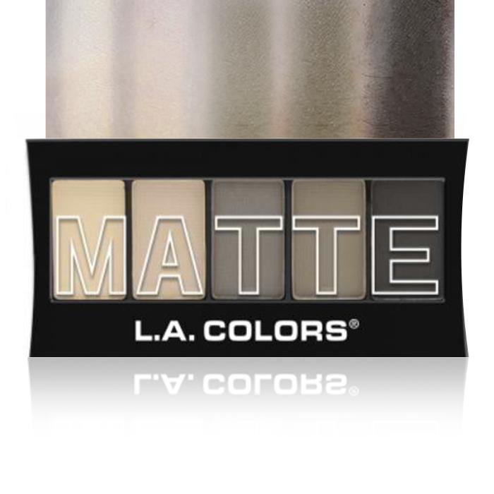 Matte Eyeshadow - Nude Seude