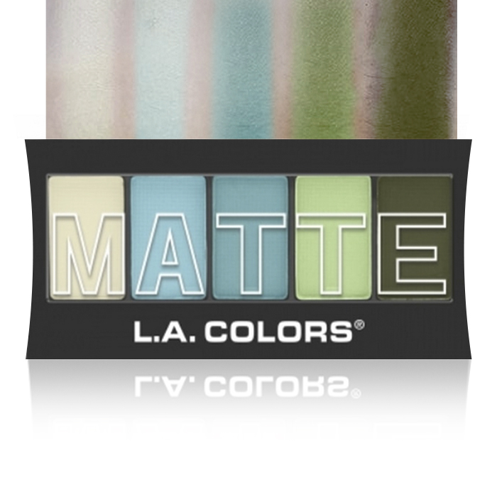 Matte Eyeshadow - Teal Argle