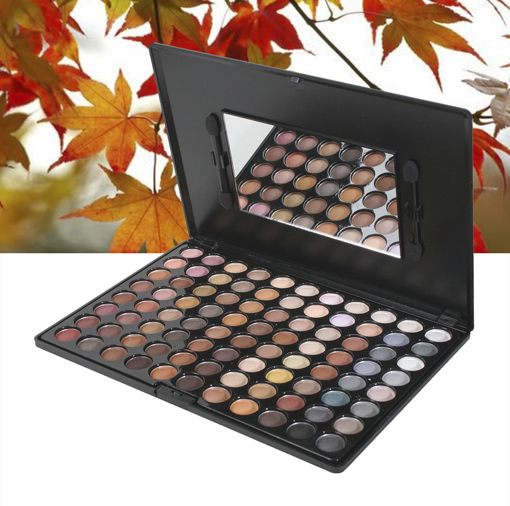 BEAUTY TREAT 88 Professional Warm Palette - Warm Shades