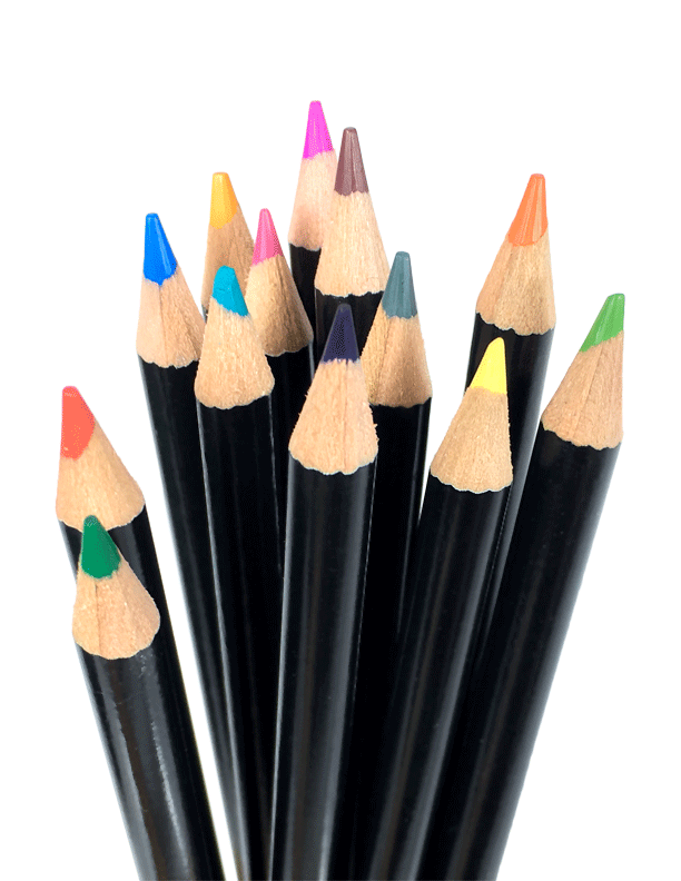 ColorIt Pencils