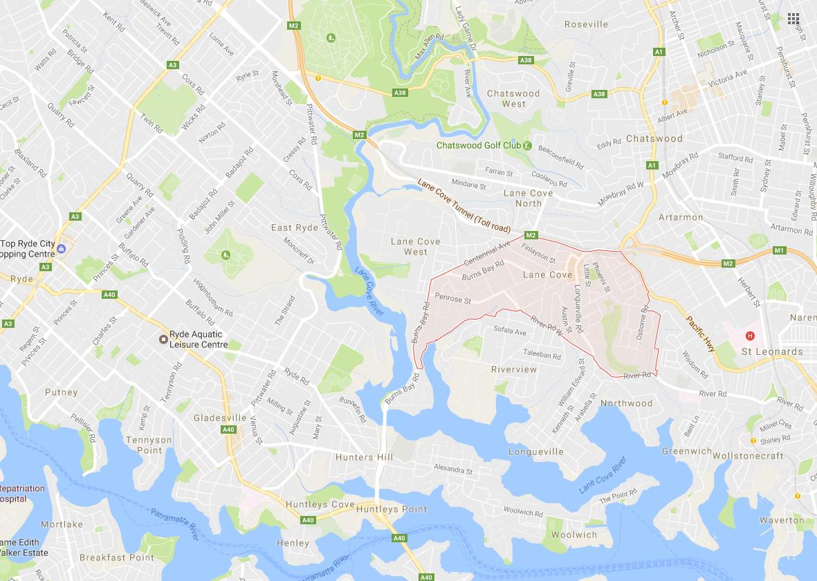 Clothesline Lane Cove 2066 NSW