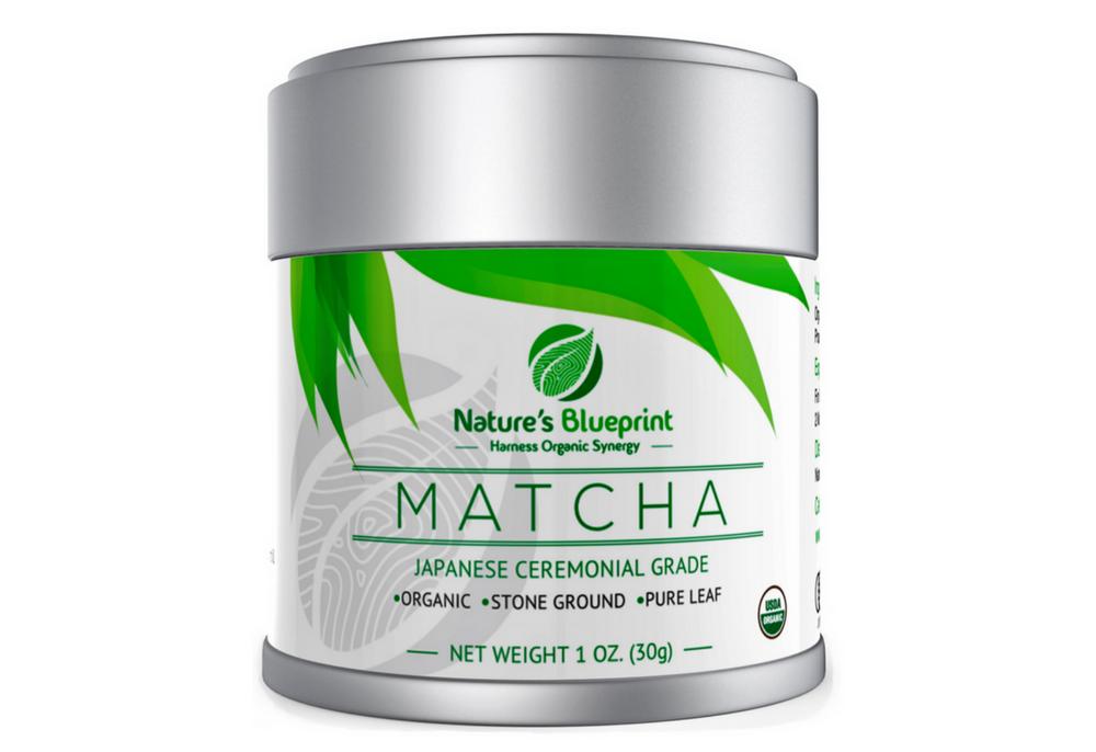 Organic Matcha Green Tea-Ceremonial-1 oz.