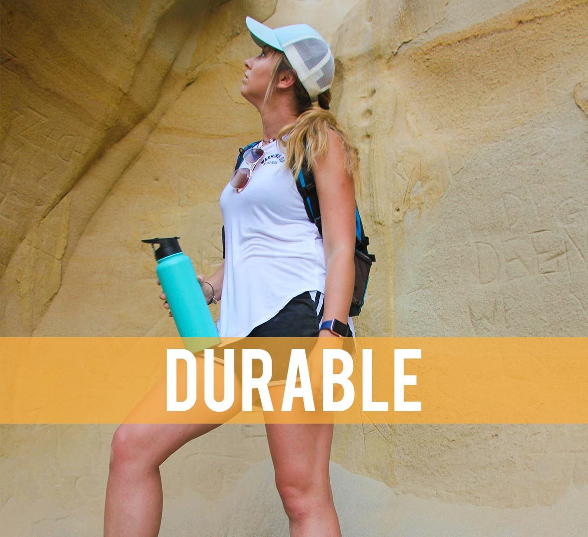 Durable Insulated Water Bottle