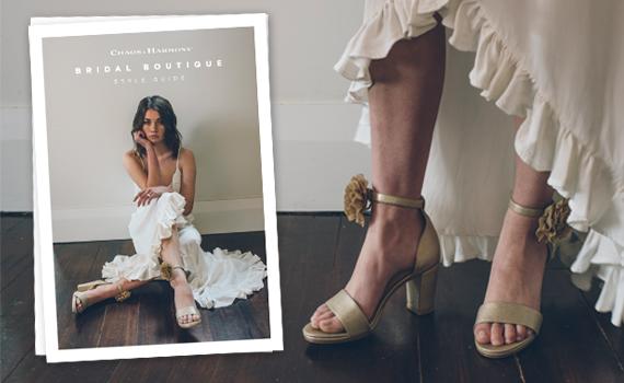 Bridal Boutique Style Guide