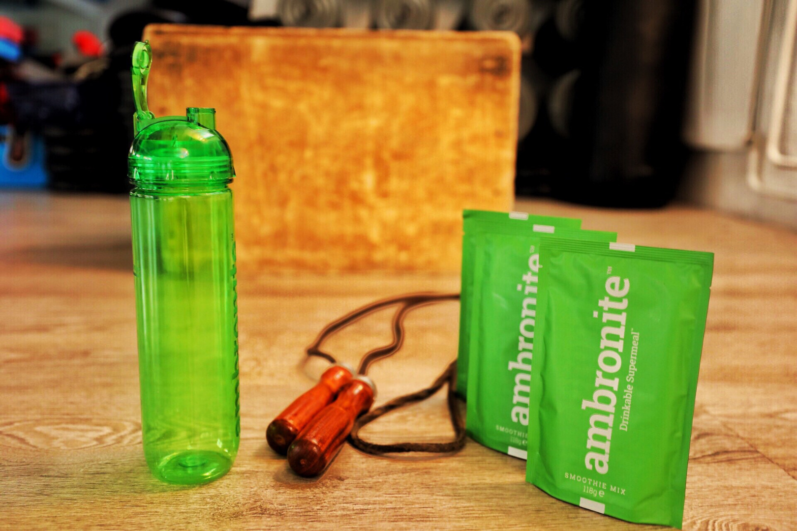 Ambronite for Crossfit, Gym recovery Supermeal smoothie shake