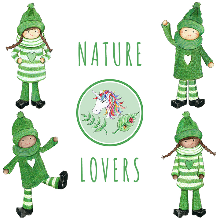 Kindness Elves Nature Lovers