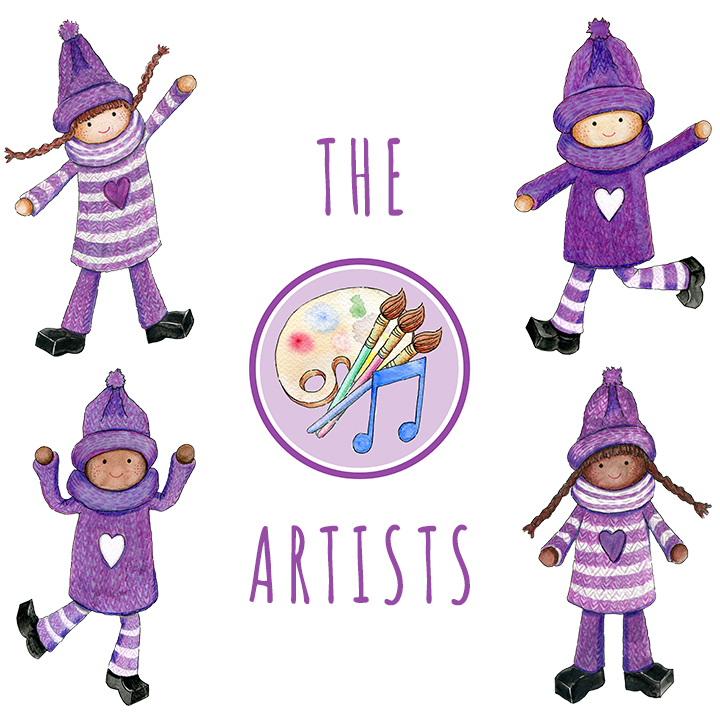 Kindness Elves Artists