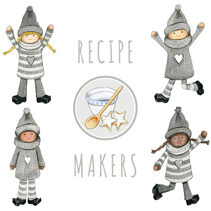 Kindness Elves Recipe Makers