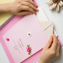 Free Keepsake envelope